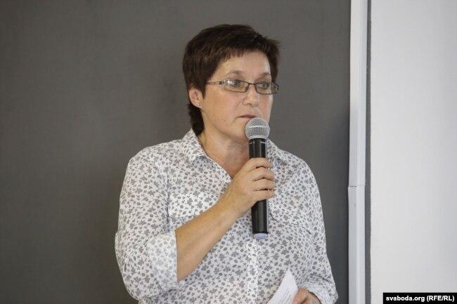 Раіса Махайлоўская