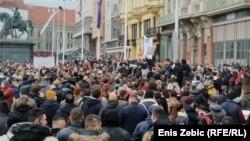 Na prosvjedu je bilo više od 5.000 ljudi