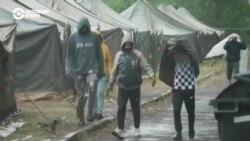 Как Литва переживает наплыв мигрантов