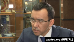 Депутат мажилиса казахстанского парламента Маулен Ашимбаев.