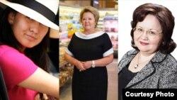 Камилә Шәймиева, Мөслимә Латыйпова, Гүзәлия Сафина