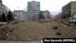 Mitrovicë, shkurt 2013