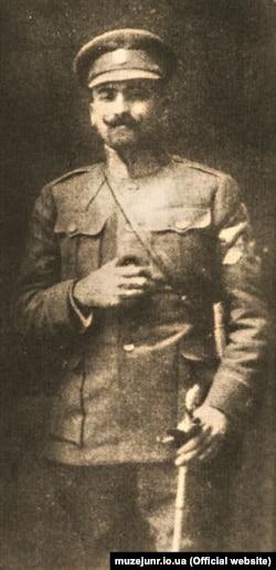 Петро Болбочан в часах походу на Крим
