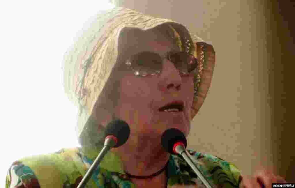 Төмән татар хәрәкәте активисты Бибинур Сабирова