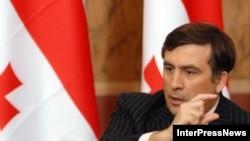 Rusiyanın BMT-dəki səfiri Vitali Çurkin Saakaşvilinin dediklərinə şübhəylə yanaşıb