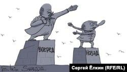 Forward/Backwards (RFE/RL Russian Service)