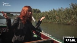 На одному березі «рукава» Дунаю – заповідник, на іншому – приватна власність