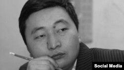 Нургазы Анаркулов.