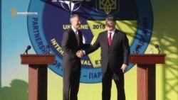 Зонт НАТО и горизонт Украины