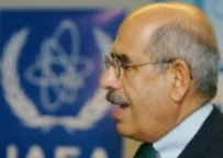 IAEA head Muhammad el-Baradei (file photo (AFP)