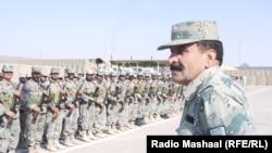 Helmandda əfqan ordusu