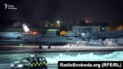 Бортовий номер літака, на якому літає Медведчук