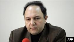 محمد سعیدی، معاون بینالملل سازمان انرژی ایران. (عکس: Afp)