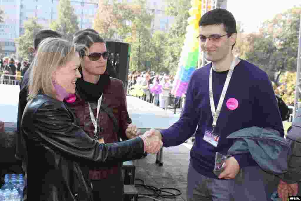 A Battle For Gay Rights In Belgrade #1