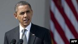 Барак Обама, 13 березня 2012 року