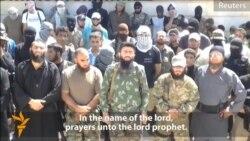 Caucasus Islamists In Syria Announce Split From Al-Qaeda-Linked Rebels