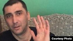 Гражданский активист Вадим Курамшин, отбывающий в казахстанской тюрьме длительный тюремный срок по обвинению в вымогательстве.