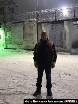 Девлетхан Алиханов после освобождения