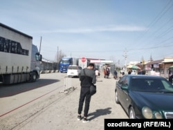 Ўзбек-қирғиз чегараси