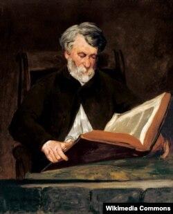 Эдуард Манэ, «Чытач» (1861)