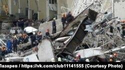 Аварийно-спасательные работы на СШГЭС