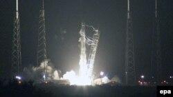 Один із попередніх запусків Falcon