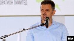 Вицепремиерот и министер за финансии Зоран Ставрески.
