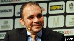 Принц Иордании Али бин Аль-Хусейн.