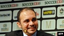 Иордания ханзадасы, ФИФА вице-президенті Әли бин Әл-Хусейн.