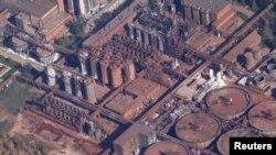 Алюминиевый завод в венгерском городе Айка