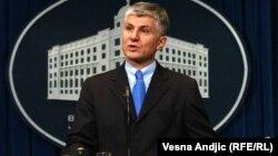 Убиениот српски премиер Зоран Ѓинѓиќ.