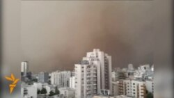 Dust Storm In Tehran Claims Lives