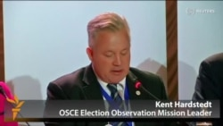 OSCE Says Ukraine Elections 'Free And Fair'