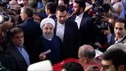 Moderatul Rohani și intransigentul Raisi au votat în alegerile prezidențiale din Iran