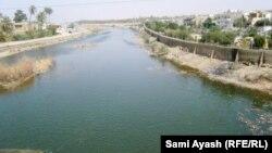 نهر الوند في خانقين