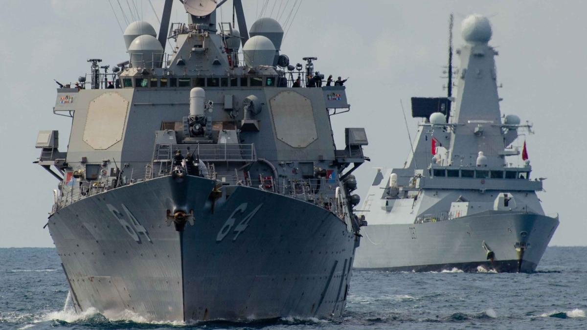 В учениях Sea Breeze-2020 примут участие 26 кораблей и 19 самолетов