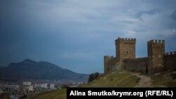 Генуезька фортеця в Судаку, Крим