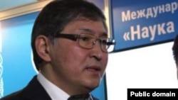 Министр образования и науки Казахстан Ерлан Сагадиев.