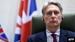 Міністр закордонних справ Великої Британії Філіп Гаммонд