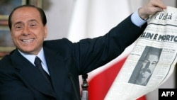 Silvio Berlusconi is hoping to become prime minister again.