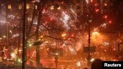 Столкновения в центре Киева (20 января 2014 года)