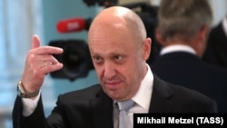 "St. Petersburg businessman and caterer Yevgeny Prigozhin has been called ""Putin's chef."""