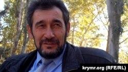 Заїр Смедляєв, активіст кримськотатарського руху (архівне фото)