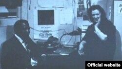 Nica Rothschild-Koenigswarter cu Thelonious Monk