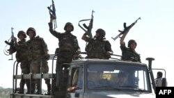 Сириските владини сили