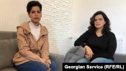 Səudiyyəli bacılar Gürcüstanda