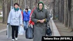De Ziua Internațională a Femeii, Chișinău