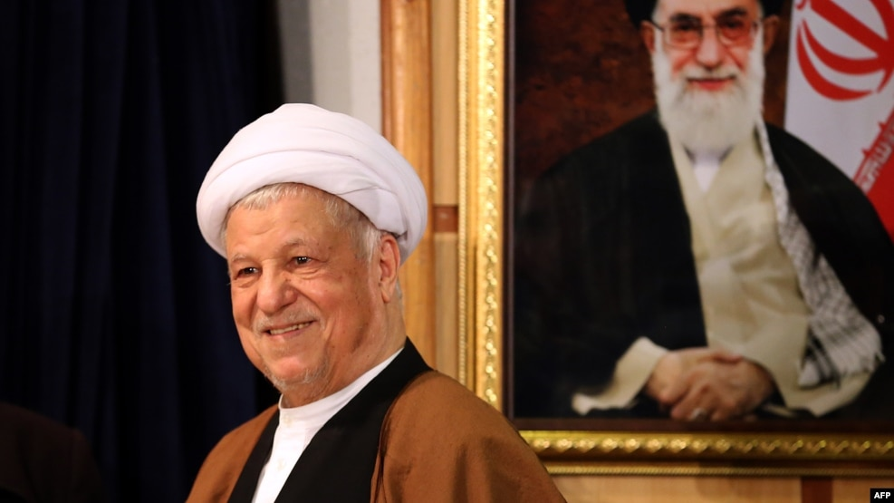 Akbar Hashemi Rafsanjani, who served as Iran's president from 1989 until 1997, is to be buried on January 10, which has been declared a public holiday in Iran.