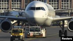 Международный аэропорт Франкфурта. Архивное фото