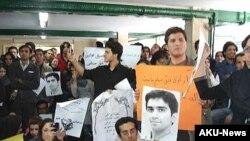 فعالان دانشجویی می گویند طی ماه های اخیر دولت فشار بیشتری بر جنبش دانشجویی وارد کرده است